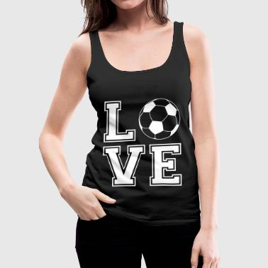 love foot - Women's Premium Tank Top