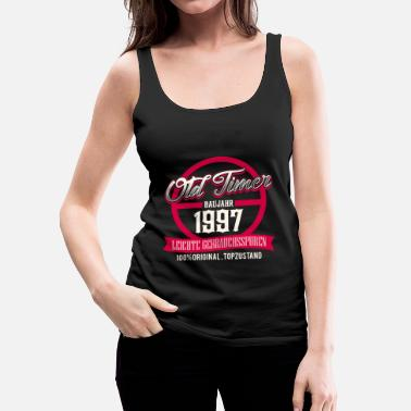 Production Year Vintage - year of production 1997 - top condition - DE - Women's Premium Tank Top