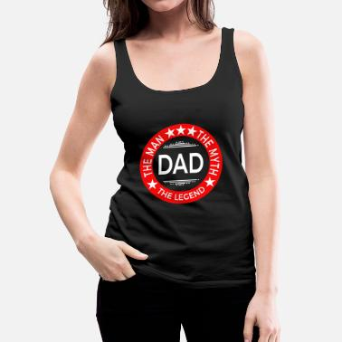 Fathers Day Father's Day Father's Day gift - Women's Premium Tank Top