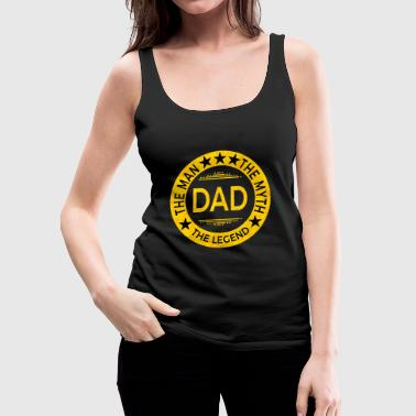 Father's Day Father's Day gift - Women's Premium Tank Top