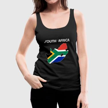 South Africa - Women's Premium Tank Top