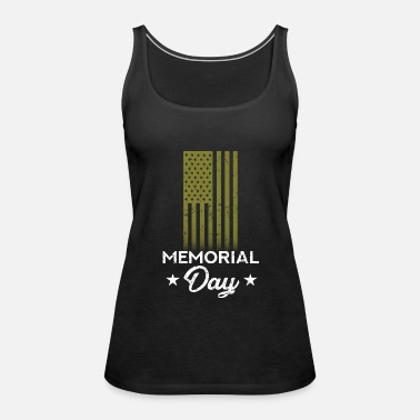 J A Independence Day - National Holiday - J - Women's Premium Tank Top