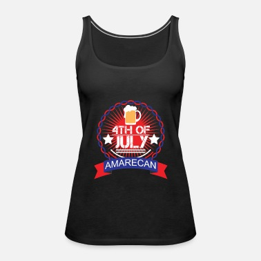 Memory Memorial Day - Memorial Day - Women's Premium Tank Top