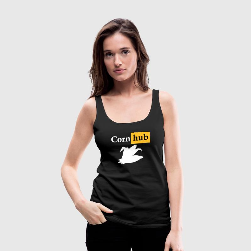 Corn hub - Women's Premium Tank Top