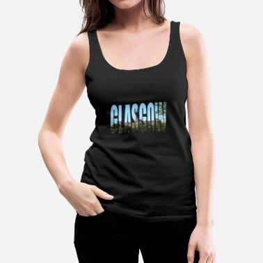 Glasgow GLASGOW SCOTLAND - Women's Premium Tank Top