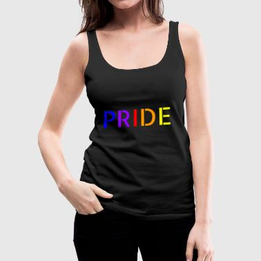 Proud of homosexual gift idea - Women's Premium Tank Top