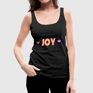 Joy - Women's Premium Tank Top