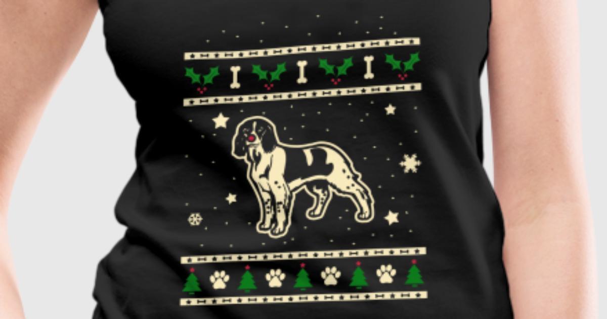 Epagneul Francais Weihnachtsgeschenk von Esen86 | Spreadshirt