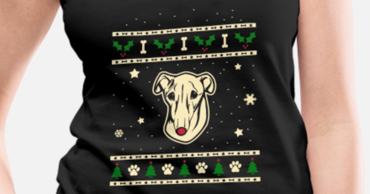 Galgo Espanol Weihnachtsgeschenk von Esen86 | Spreadshirt
