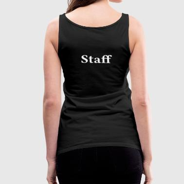 Staff - Frauen Premium Tank Top