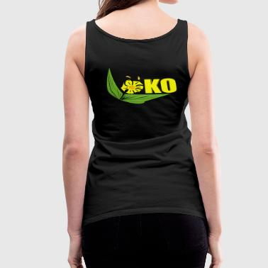 ECO - Women's Premium Tank Top
