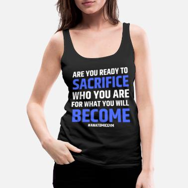 ARE YOU READY - Women's Premium Tank Top