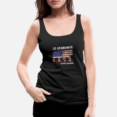 Infantry Veterans Day - Women's Premium Tank Top