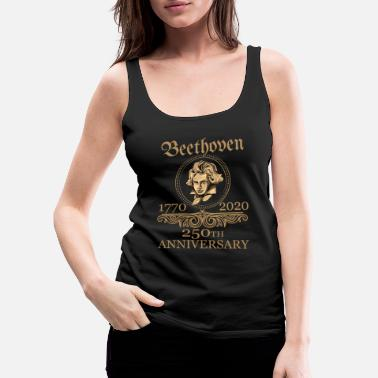 250 Years Beethoven 250 years - Women's Premium Tank Top