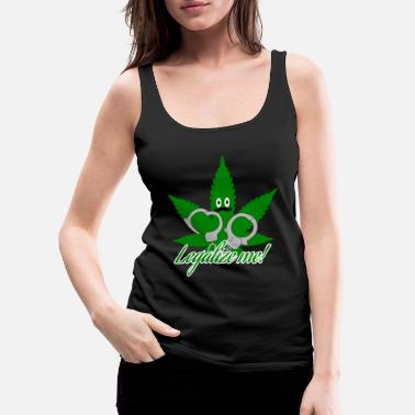 Pain leaf - Women's Premium Tank Top