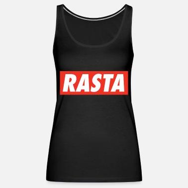 Jah Rastafari Unisex Tank Top