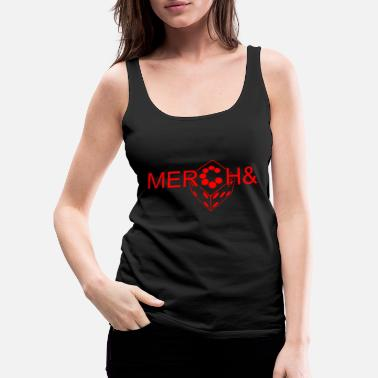Merch & Dice - Frauen Premium Tanktop