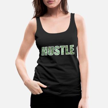 Hustle HUSTLE - Women's Premium Tank Top