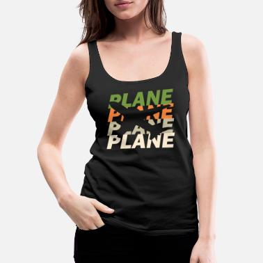 Flight flight - Women's Premium Tank Top