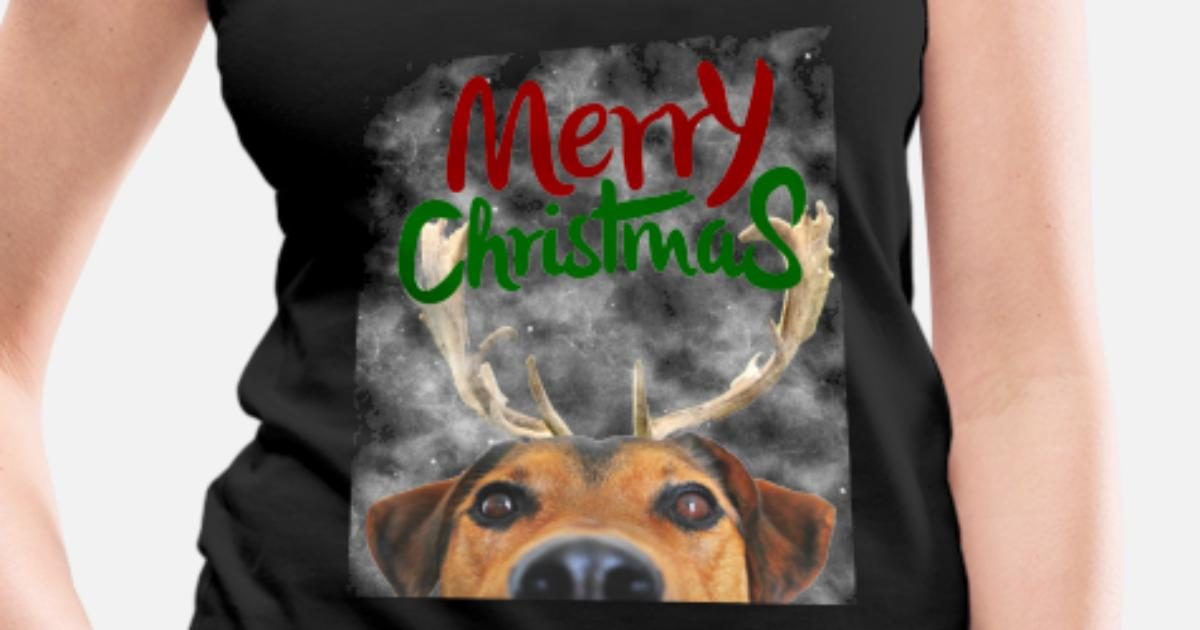 Hund Hunde Weihnachten Heiligabend Beagle Geschenk von Erdkat ...