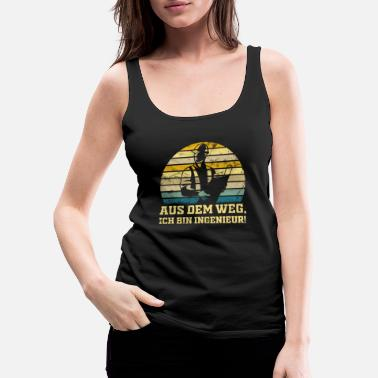Development Engineer birthday gift - Women's Premium Tank Top