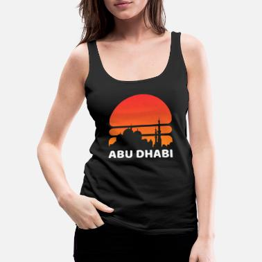 United Arab Emirates United Arab Emirates - Women's Premium Tank Top