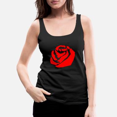 Rose ROSE / ROSE - Women's Premium Tank Top