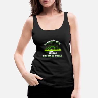 National Park National Park - Women's Premium Tank Top