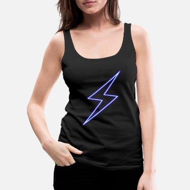 Thunderbolt - Women's Premium Tank Top