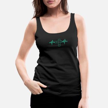 Mysterious mystery - Women's Premium Tank Top