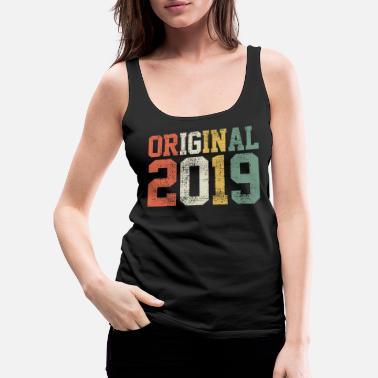 2019 2019 Original 2019 - Women's Premium Tank Top