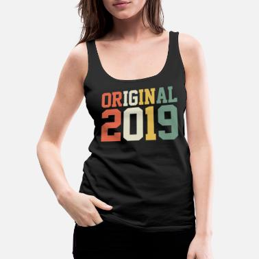 2019 Original 2019 2019 2019 - Women's Premium Tank Top