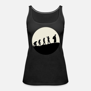 Evolution 0300020091 job bachelorBachelors Evolution Moon - Women's Premium Tank Top