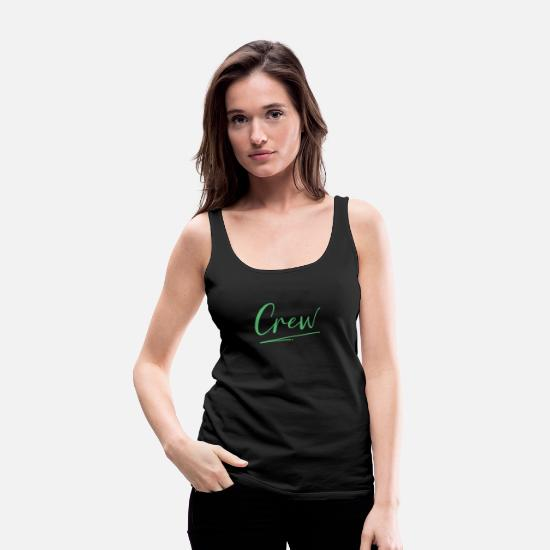 Gift Idea Tank Tops - Employee - Women's Premium Tank Top black