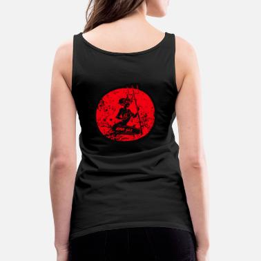 HOT DEVIL - Vrouwen premium tank top