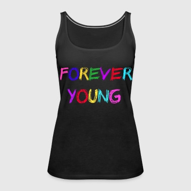 Young - Women's Premium Tank Top