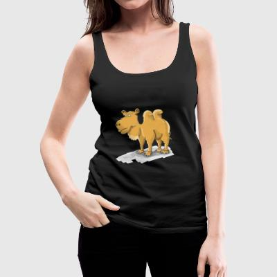 camel - Women's Premium Tank Top