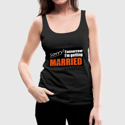 2541614 14612954 married - Women's Premium Tank Top