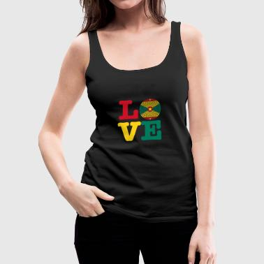GRENADA HEART - Women's Premium Tank Top