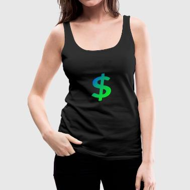 Cash Master - Frauen Premium Tank Top