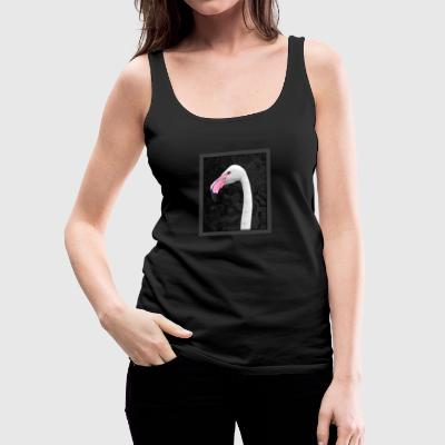 Pink & Black - Frauen Premium Tank Top