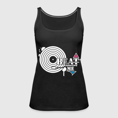 Record with pickup - Women's Premium Tank Top