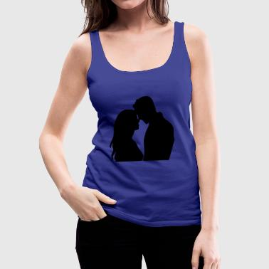 affection - Women's Premium Tank Top