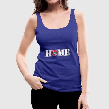 South Africa Home gift - Women's Premium Tank Top