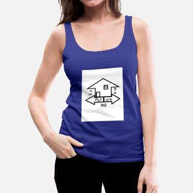 Future future - Women's Premium Tank Top
