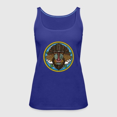 Affe Luther - Frauen Premium Tank Top