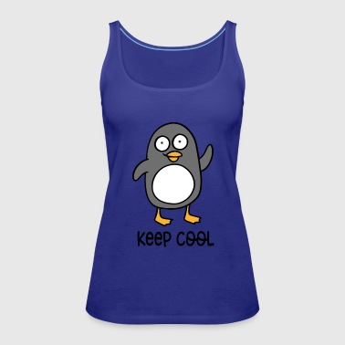 penguin - Women's Premium Tank Top