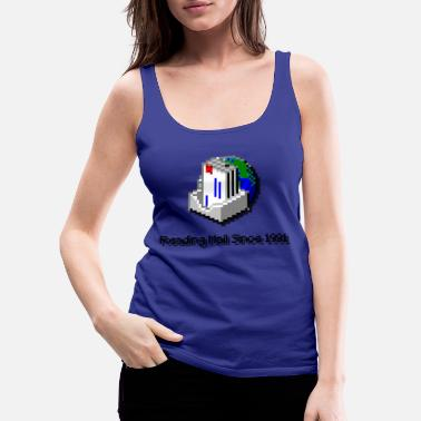 Mail Reading Mail - Women's Premium Tank Top