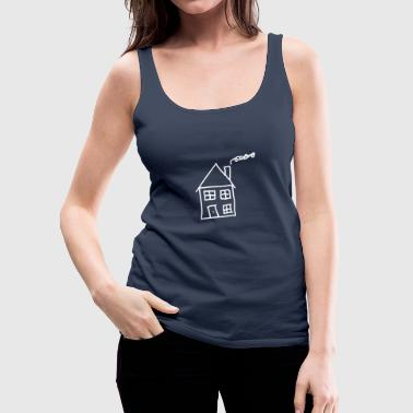House / House - Women's Premium Tank Top