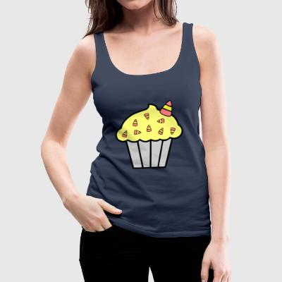 cupcake cake kuchen bakery backen4 - Frauen Premium Tank Top